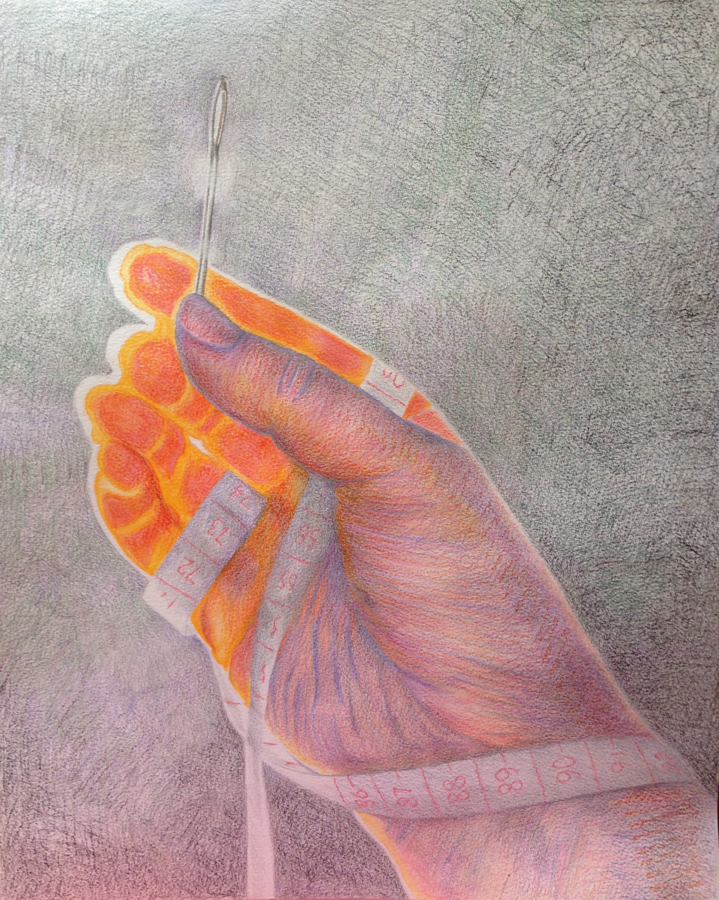 Eye for Drawing Thread